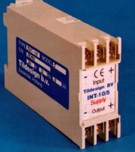 Danfoss hydraulic control component INT-10